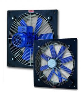 Aksijalni ventilatori