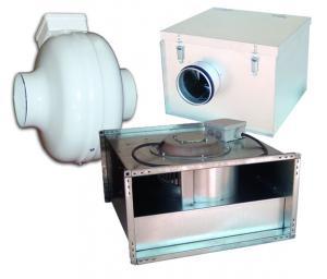 Kanalni centrifugalni ventilatori