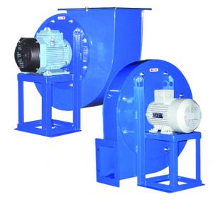 Visokopritisni centrifugalni ventilatori