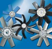 Axial impellers and special products