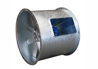 """Aksijalni cevni ventilatori """"DUCT-BFC"""""""