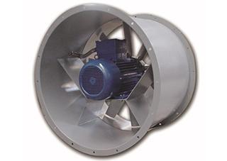 """Aksijalni cevni ventilatori za eksplozivne sredine """"DUCT-M ATEX"""""""