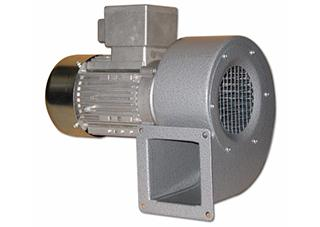 "Centrifugalni (niskopritisni) ventilatori za eksplozivne sredine ""FORWARD ATEX"""