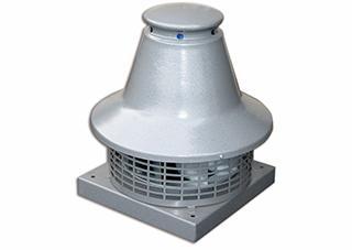 "Centrifugalni krovni ventilatori ""KAMIN"""