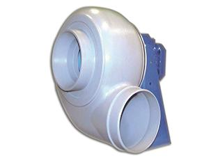 "Centrifugalni ( antikorozivni ) ventilator za agresivne sredine ""PLASTIC"""