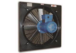 """Aksijalni ventilatori sa ramom za usmeravanje za eksplozivne sredine """"PLATE-M ATEX"""""""