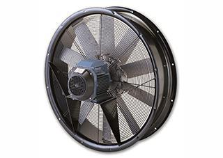 """Aksijalni ventilatori sa ramom za usmeravanje """"RING-dr"""" , """"RING-sr"""""""