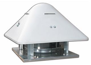 "Centrifugalni krovni ventilatori ""ROOF-CM"" - horizontalno izduvavanje"