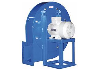 "Centrifugalni ( visokopritisni ) ventilatori ""SI-BACK C"""