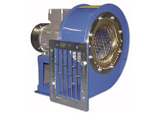 """Centrifugalni (niskopritisni) ventilatori za eksplozivne sredine """"SIROCCO ATEX"""""""